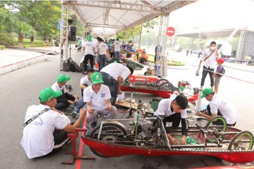Cuộc thi Lái xe sinh thái - Tiết kiệm nhiên liệu Honda 2020 Năm thứ 11 tại Việt Nam