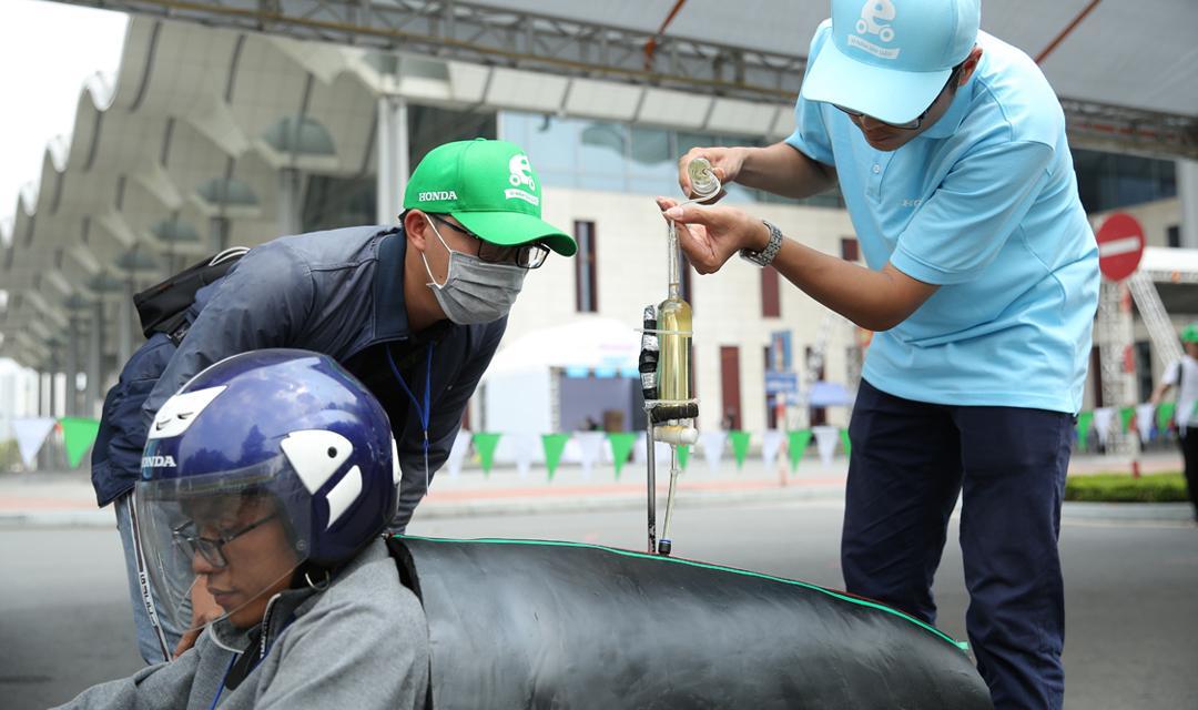 Cuộc thi Lái xe sinh thái - Tiết kiệm nhiên liệu Honda 2019 Năm thứ 10 tại Việt Nam