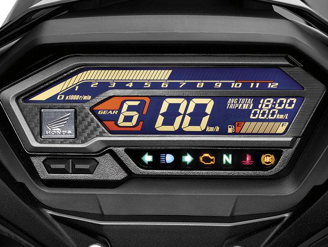 Đồng hồ LCD kĩ thuật số hiện đại
