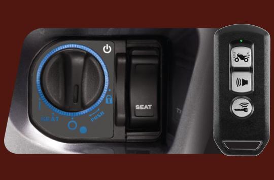 Hệ thống khóa thông minh Honda SMART Key