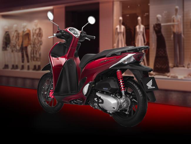 Xe tay ga Honda SH mode 125cc 2020
