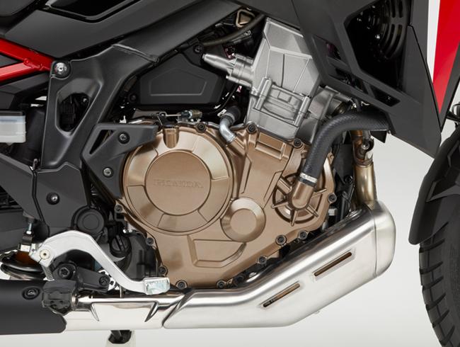 Động cơ xe Honda Africa Twin 2021