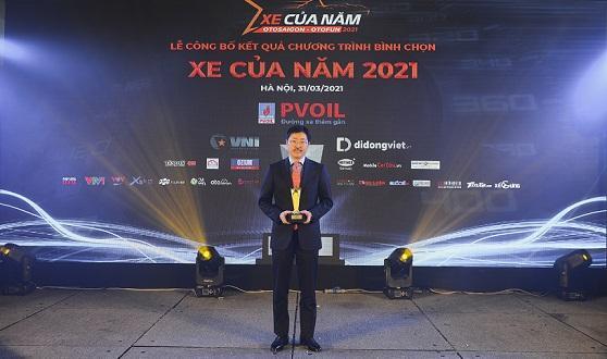 Honda City nhận Giải thưởng Mẫu xe hạng B được yêu thích nhất năm 2021
