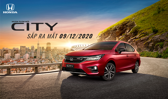 Honda City the he thu 5