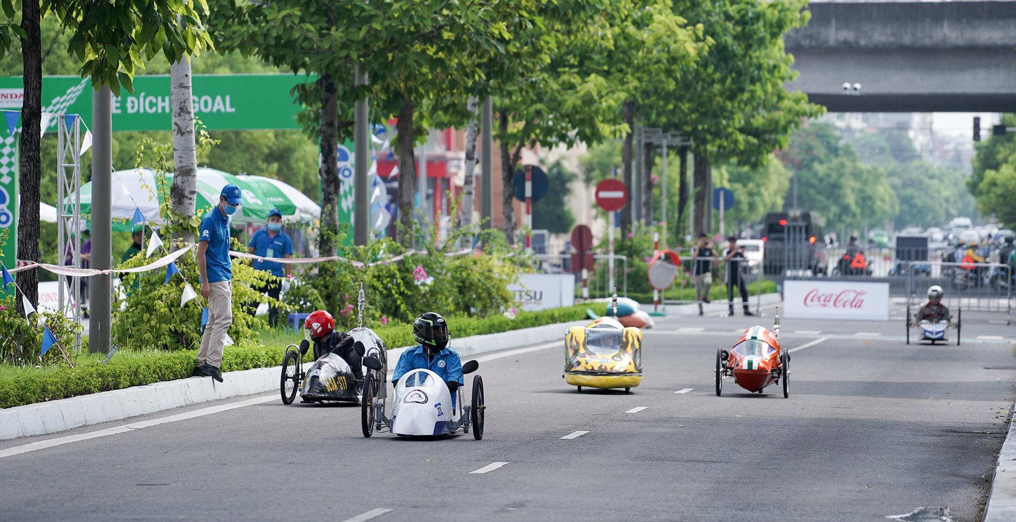 Honda Việt Nam khởi động Cuộc thi Lái xe sinh thái - Tiết kiệm nhiên liệu 2021  – Không ngừng nỗ lực cho những giá trị bền vững –