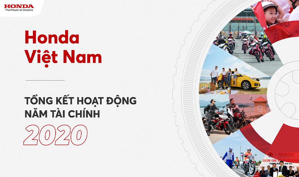 Tổng kết hoạt động năm tài chính 2020 và Kế hoạch phát triển năm tài chính 2021 của Công ty Honda Việt Nam