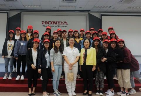 Chương trình tham quan nhà máy - Đại học Kinh Tế - Đại học Quốc gia Hà Nội