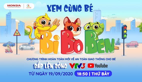 """""""Tôi yêu Việt Nam"""" phiên bản hoàn toàn mới """"Vui giao thông""""  đưa giao thông vào thế giới trẻ thơ"""